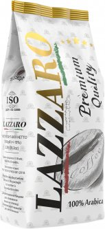 Кофе в зернах Lazzaro Premium Quality 100% Арабика 1 кг (4820219120025)