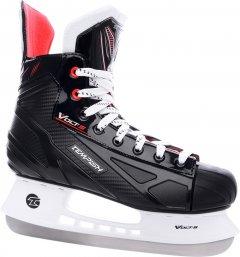 Коньки хоккейные Tempish VOLT-S Jr. 36 Черные (13000008233/36)