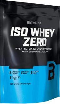 Протеин Biotech ISO Whey Zero 500 г Шоколад-Тоффи (5999076222421)