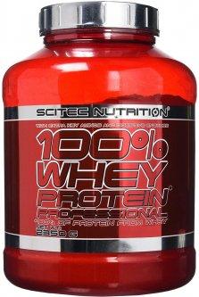 Протеин Scitec Nutrition 100% Whey Protein Prof 2350 г Coconut Chocolate (5999100021556)