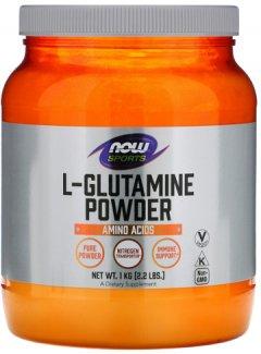 Аминокислота NOW L-Glutamine 1000 г (733739002228)