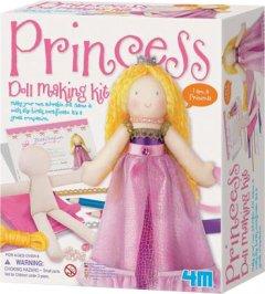 Набор для создания куклы 4M Принцесса (00-02746)