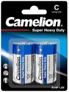 Батарейка Camelion R14P-BP2B Blue 2 шт (R14P-BP2B)