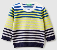 Джемпер United Colors of Benetton 10F4C1034.P 911 100 см (8032652265065)