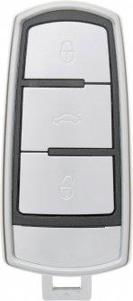 Чехол для автоключа LaManche Volkswagen Silver (VW-C01K_slv)