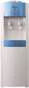 Кулер для воды FAMILY WBF-1000LA синий перламутр