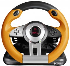 Проводной руль SPEEDLINK Drift O. Z. Racing Wheel PC Black (SL-6695-BKOR-01)