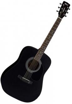 Гитара акустическая Cort AD810 BKS