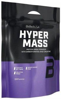 Гейнер Biotech Hyper Mass 5000 1000g карамель капучино (5999076224616)