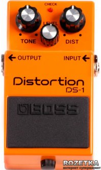 Педаль эффектов Boss DS-1 Distortion