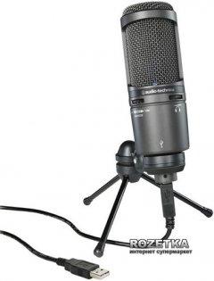 Микрофон Audio-Technica AT2020 USB+