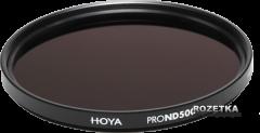 Светофильтр Hoya Pro ND 500 58 мм (0024066057211)