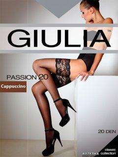 Чулки Giulia Passion 20 Den 3/4 р Cappuccino (4824092609332)