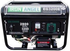 Генератор бензиновый Iron Angel EG 3200 E (2001023)