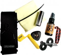 Набор аксессуаров для электрогитары Dunlop GA51 Accessory Pack