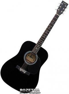 Гитара акустическая Maxtone WGC4011 BK