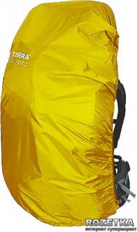 Чехол для рюкзака Terra Incognita RainCover L Желтый (4823081502685)