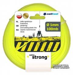 Леска садово-строительная Cellfast 1.0 мм 100 м (36-001)