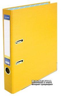 Папка-регистратор Economix А4 50 мм Желтая (39720*-05)