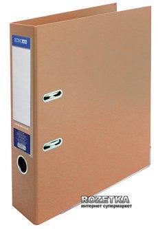 Папка-регистратор Economix LUX А4 70 мм Бежевая (39723*-66)