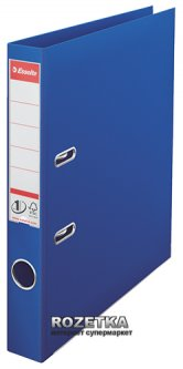Папка-регистратор Esselte No.1 Power А4 50 мм Синяя (811450)