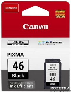 Картридж Canon PG-46 PIXMA Ink Efficiency Black (9059B001)