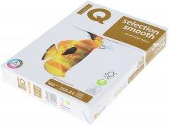 Бумага офисная IQ А4 160 г/м2 Selection Smooth 250 листов Белая (9003974420158)