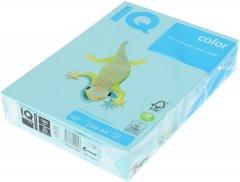 Бумага офисная IQ А4 160 г/м2 IQ Pas MB30 250 листов Голубая (9003974400143)