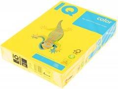 Бумага офисная IQ А4 160 г/м2 IQ Int CY39 250 листов Канар-желтая (9003974402925)