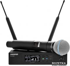 Радиосистема Shure QLXD24/B58