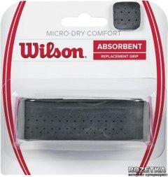 Намотка Wilson Micro-dry Comfort SS14 Black (WRZ4211BK)