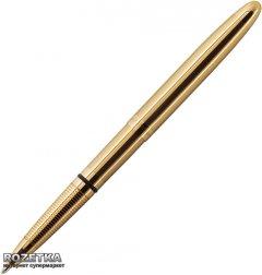 Ручка шариковая Fisher Space Pen Bullet Черная 0.7 мм Золотистый корпус (747609843088)