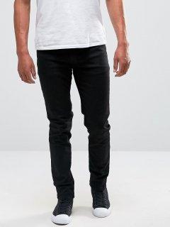 Чорні джинси скінні ASOS ASA020920-1 26 in (8370526in) Чорний