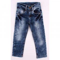 Штани джинсові для хлопчика SERCINO 16212 104 см т-синій (409395)