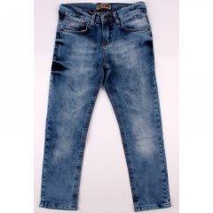Штани джинсові для хлопчика BREEZE 20111 152 см блакитний (409431)