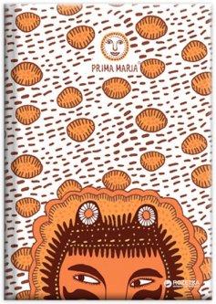 Недатированный ежедневник Brunnen Агенда Прима Мария (73-796 68 21 18) А5 на 320 страниц