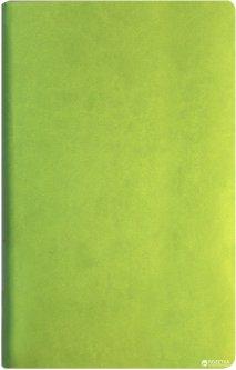 Деловая записная книга Optima Vivella A5 256 страниц нелинованная Фисташковая (O20810-67)