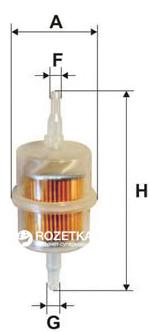 Фильтр топливный WIX Filters WF8127 - FN PS822