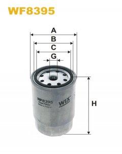 Фильтр топливный WIX WF8395 - FN PP979/2