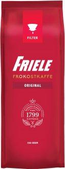 Кофе молотый Friele Original 100% Арабика 250 г (7037150123016)