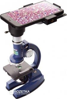 Микроскоп Konus Konustudy-4 с адаптером для смартфона 150x, 450x, 900x (5014)