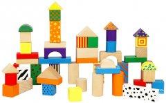 Набор кубиков Viga Toys (50 шт., 3 см.) (59695) (6934510596958)