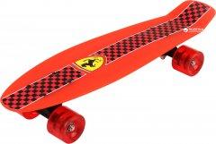 Пенни борд Ferrari FBP4 средний Красный (6947045677214)
