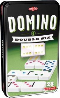 Настольная игра Tactic Домино (53913) (6416739539133)