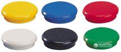 Набор магнитов Dahle 32 мм 10 шт Разноцветный (4007885905327)