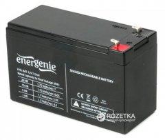 Аккумуляторная батарея EnerGenie 12V 7.2Ah (BAT-12V7.2AH)