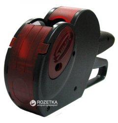 Этикет-пистолет Smart 2112-8 + 10 рулонов этикет-ленты + покрасочный валик (5658)