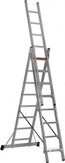 Универсальная лестница Virastar Triomax Pro 3x8 ступеней (TS175)