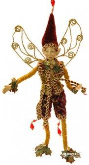 Фигурка Scorpio Кукла-эльф 20 см Золотистая (570736)(4820005707362)