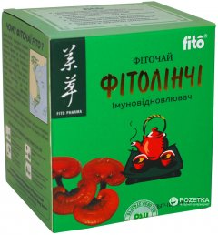 Чай Fito ФИТОЛИНЧИ 20 шт х 1.5 г (8934711008074_89912)